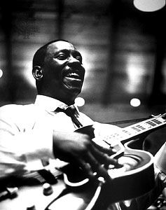 Wes Montgomery, one of the greatest jazz guitarists who ever