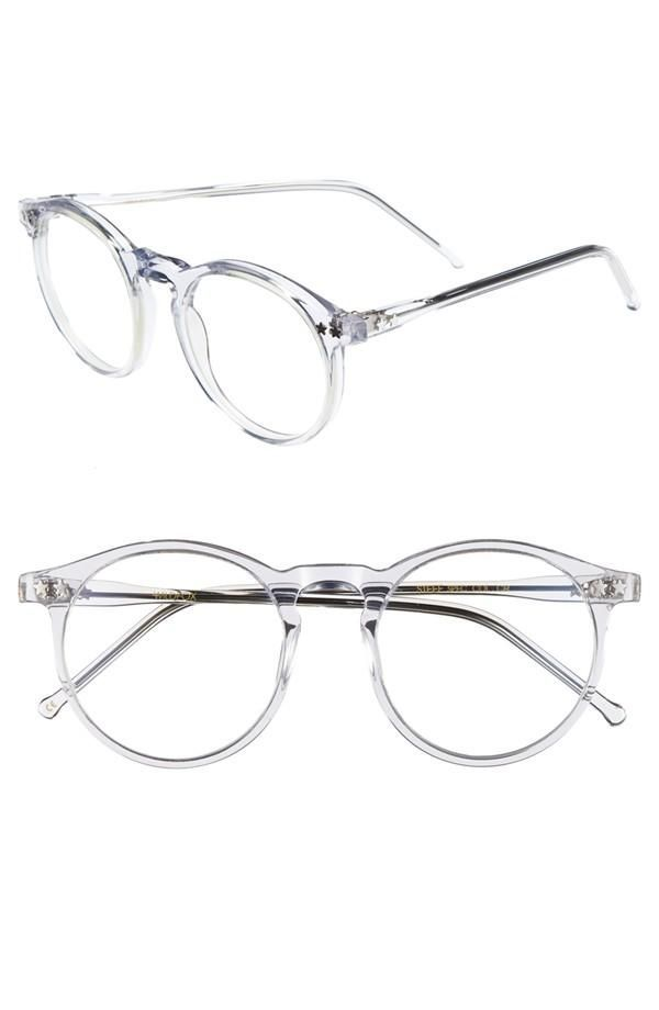 25bd0a2a73 clear frames Id love to have some of these.  )