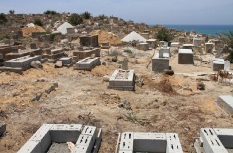الأمويين برس   مستوطنون يعتدون على مقبرة القسام بحيفا