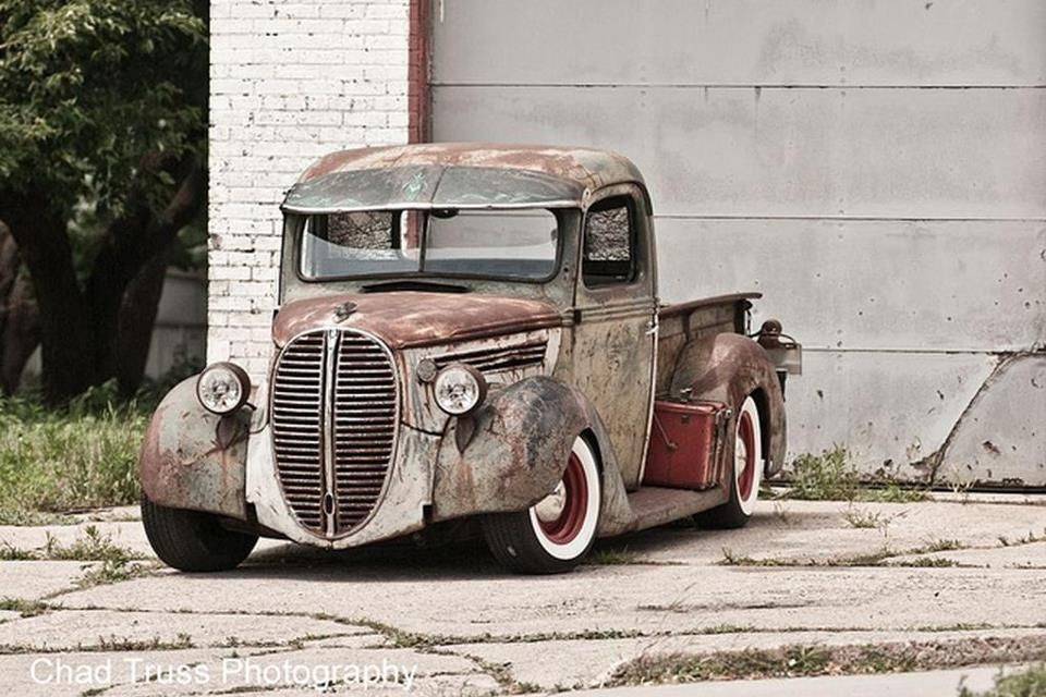 1938 Ford Why do people let bad things happen to good trucks? WHY ...