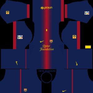 Barcelona Dream League Soccer Kits 2012 2013 Url 512x512 Soccer Kits Liverpool Football Club Wallpapers Barcelona Team