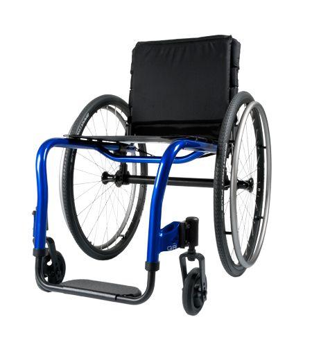 QUICKIE QRi Lightweight Rigid Frame Wheelchair   Lightweight wheelchair, Wheelchair, Wheelchair accessories