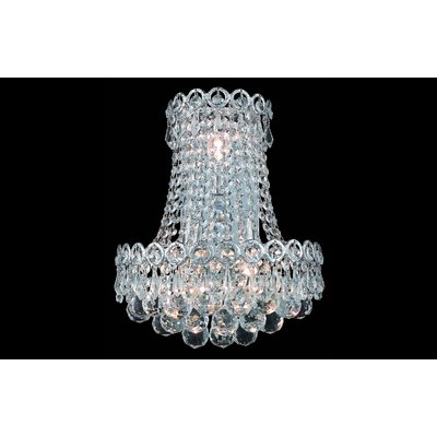 House Of Hampton Zoila 3 Light Wall Sconce Wall Sconces Wall Sconce Lighting Chandelier