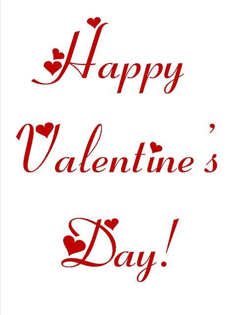 Happy Valentine's Day R♡MANCE INTEREST Pinterest Holidays Inspiration Quotes For Valentine Day