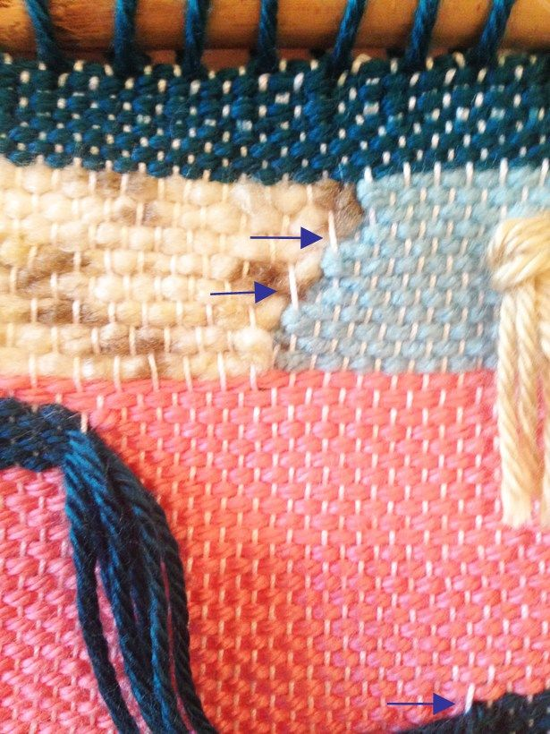 How to fix an Overexposed Warp |The Weaving Loom