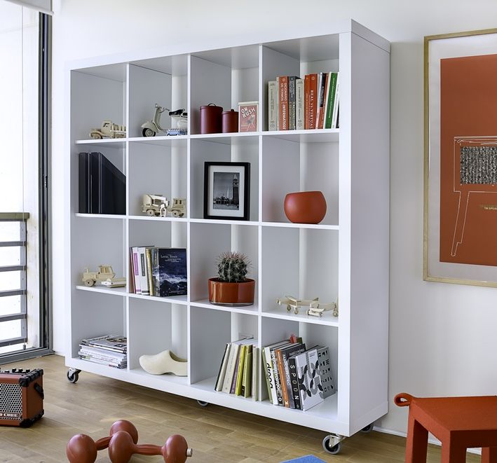 10 astounding room dividers shelf units image ideas for Room divider storage
