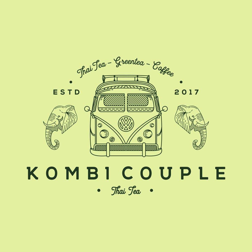 """kombi couple """"thai tea"""""""
