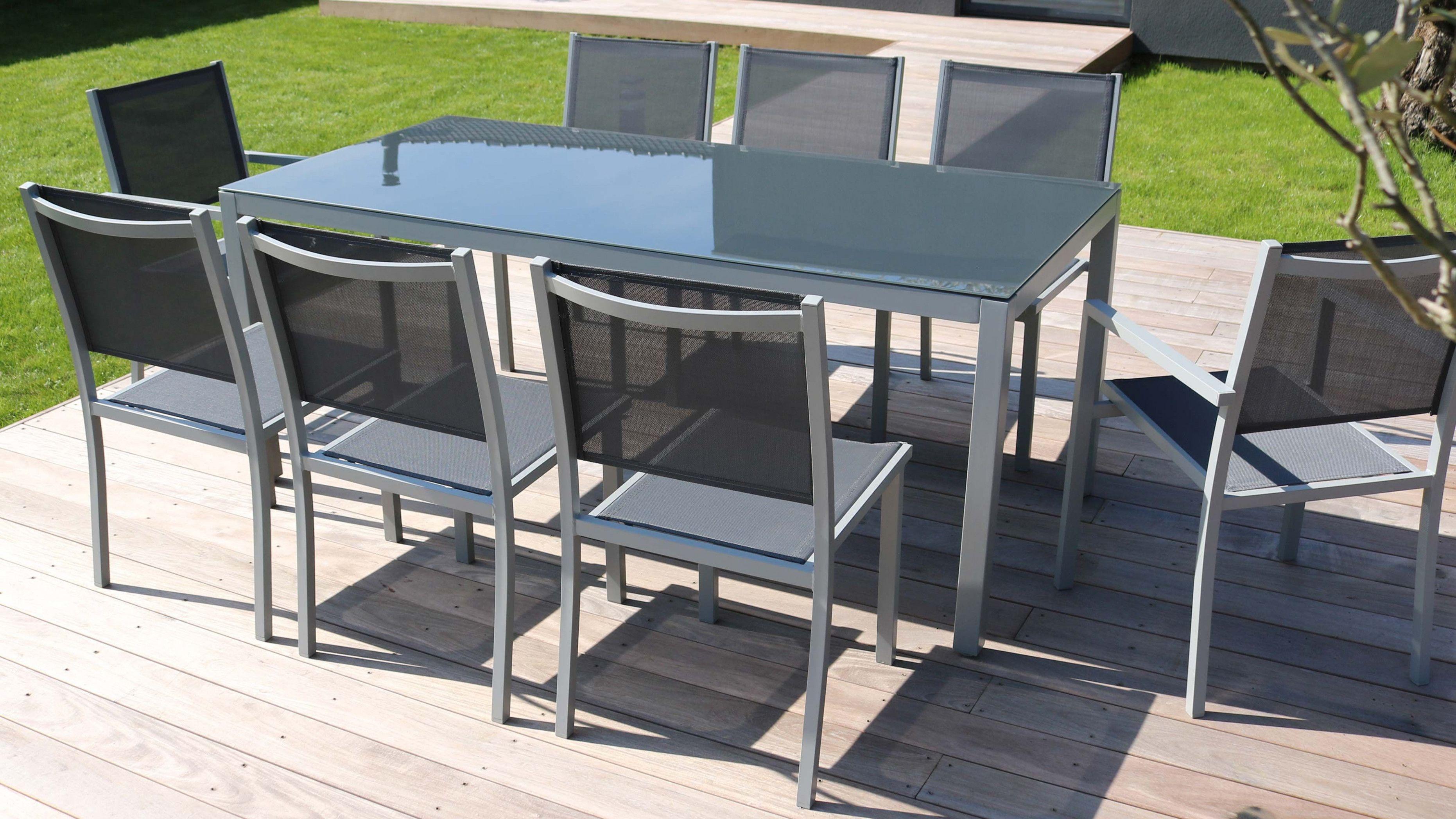Salon De Jardin Aluminum Table House Design Bar Table
