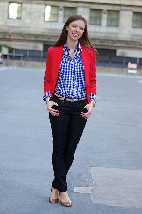 DIVINA EJECUTIVA #Divitip - U00bfCu00f3mo Combino Un Blazer Rojo? | Blazers | Pinterest | Ejecutivo ...