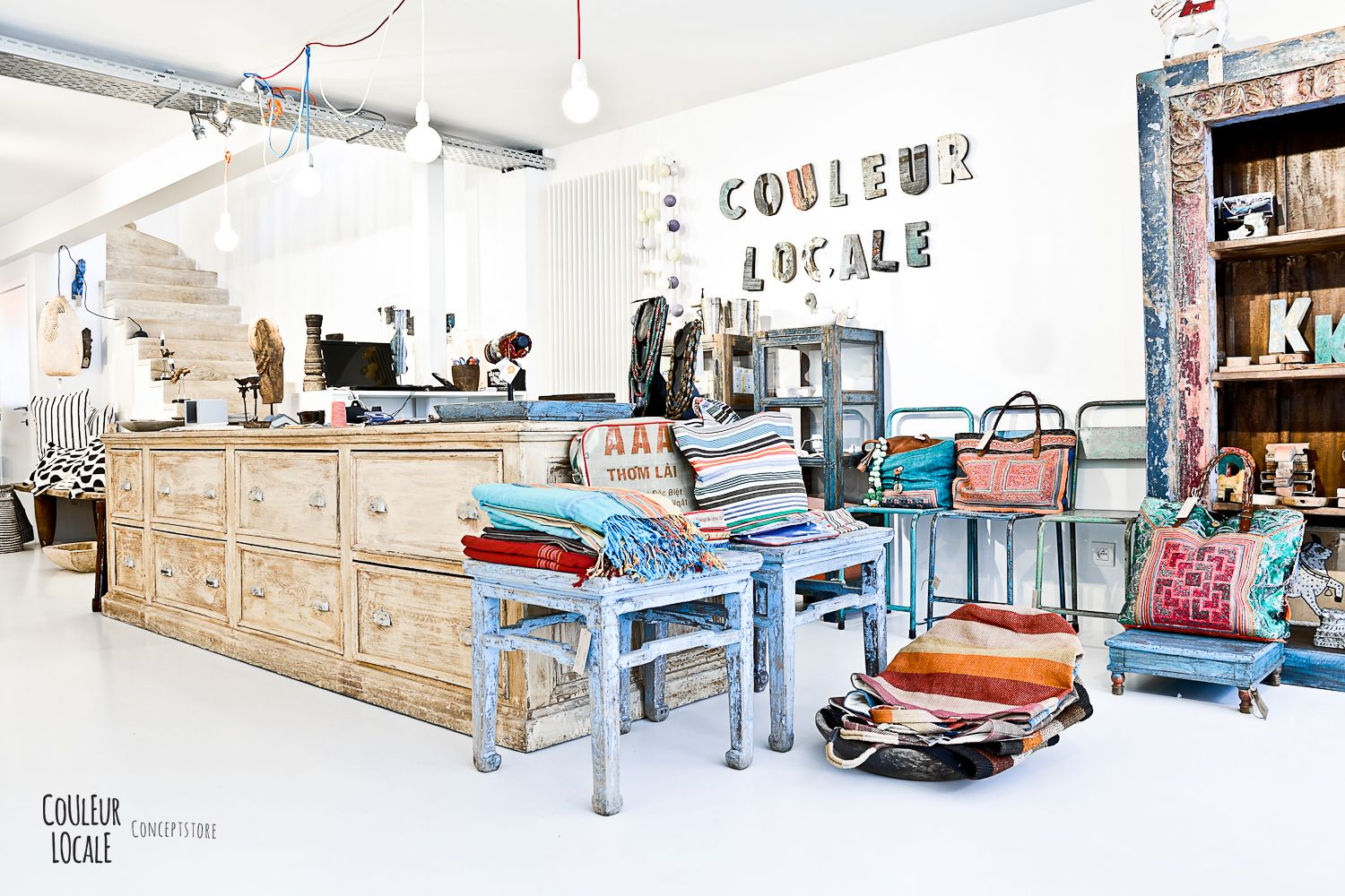 Couleur Locale Concept Store Frenchy Fancy Couleur Locale Magasins Concept Concept Store