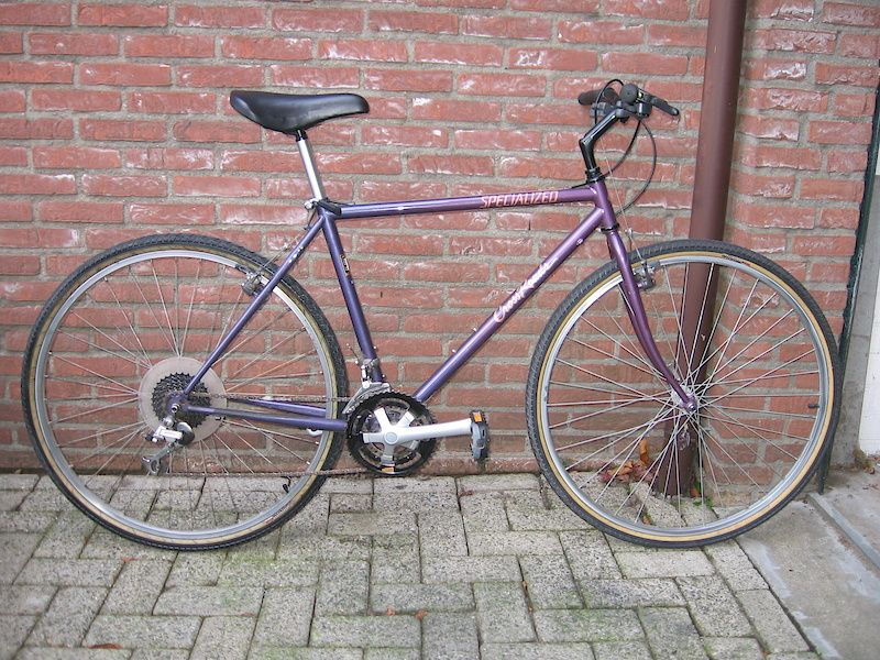 1994 Specialized Crossroads DB butted Tange TIGged |