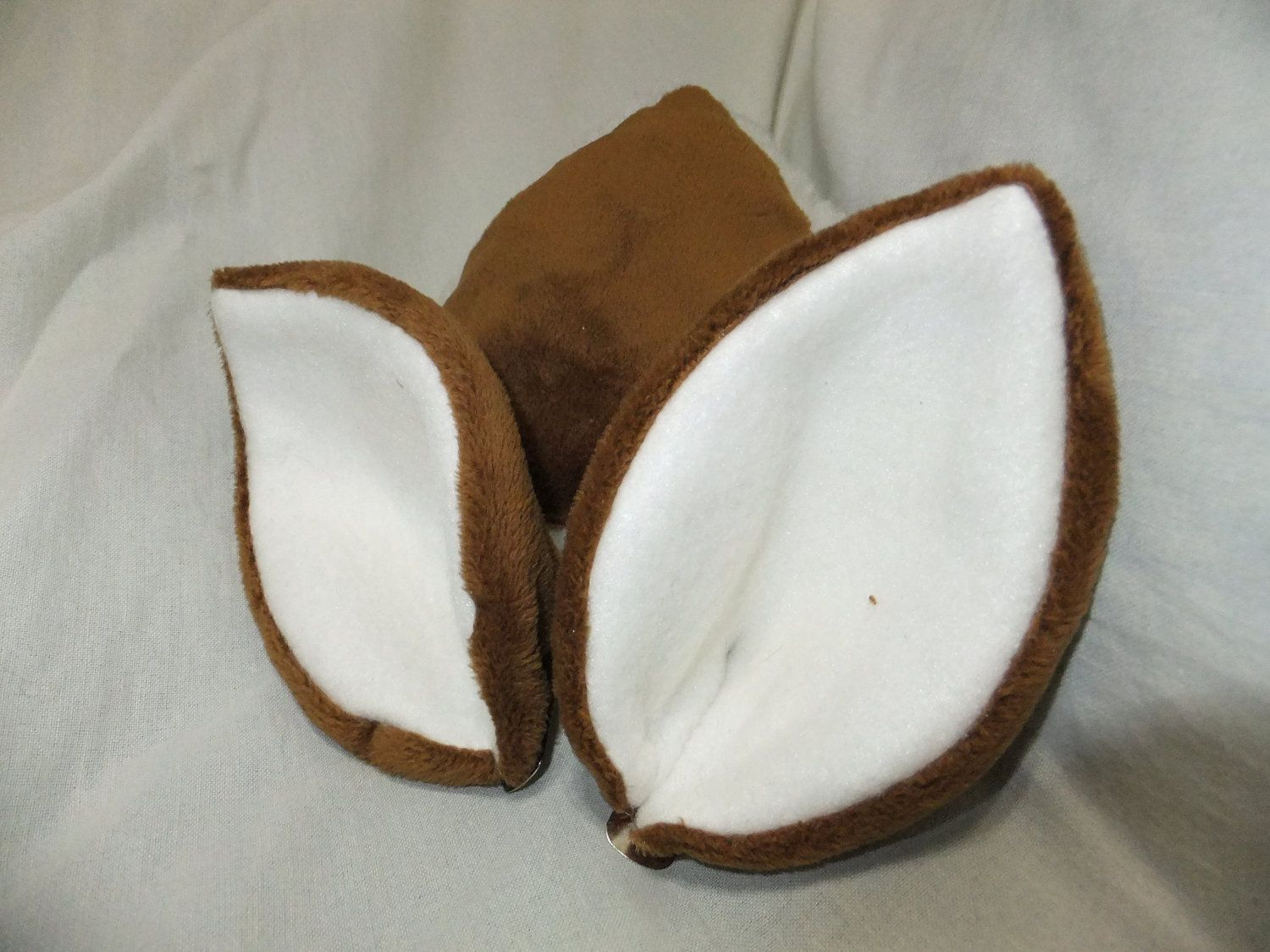 Clip-On Deer Ears and Tail & Clip-On Deer Ears and Tail   Shops Homemade and Halloween