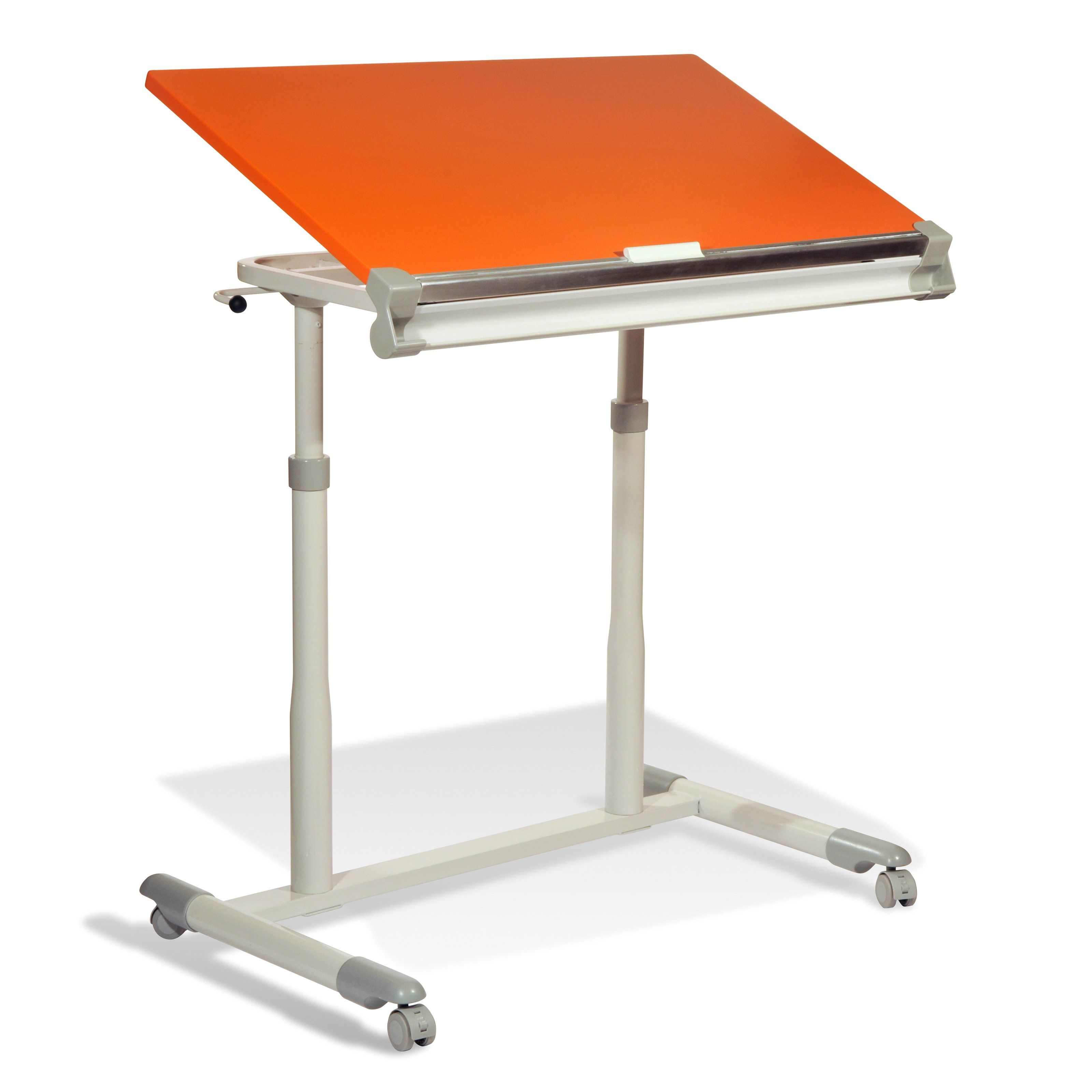 Jesper Sit & Stand Height Adjustable Drafting Table | www