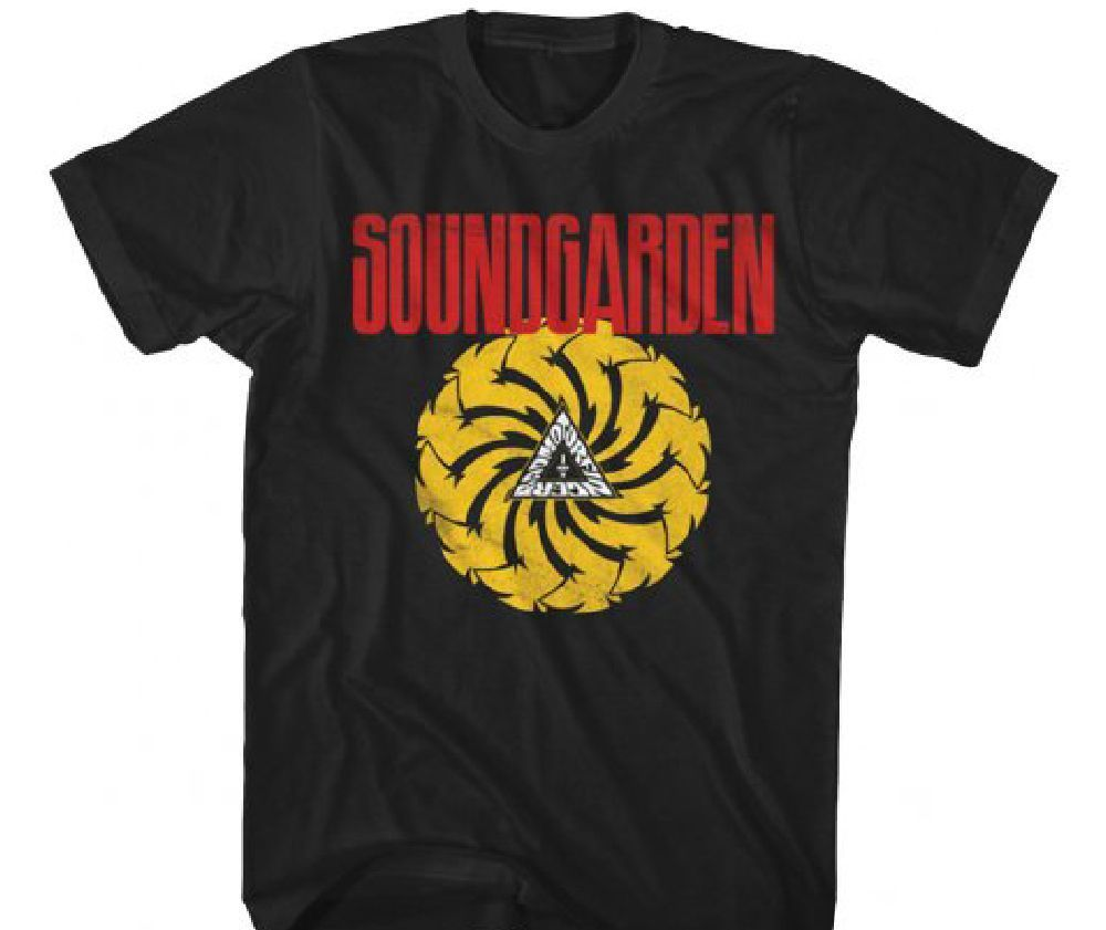 Gallery images and information soundgarden badmotorfinger tattoo -  23 00 Http Www Rockerrags Com Soundgarden T