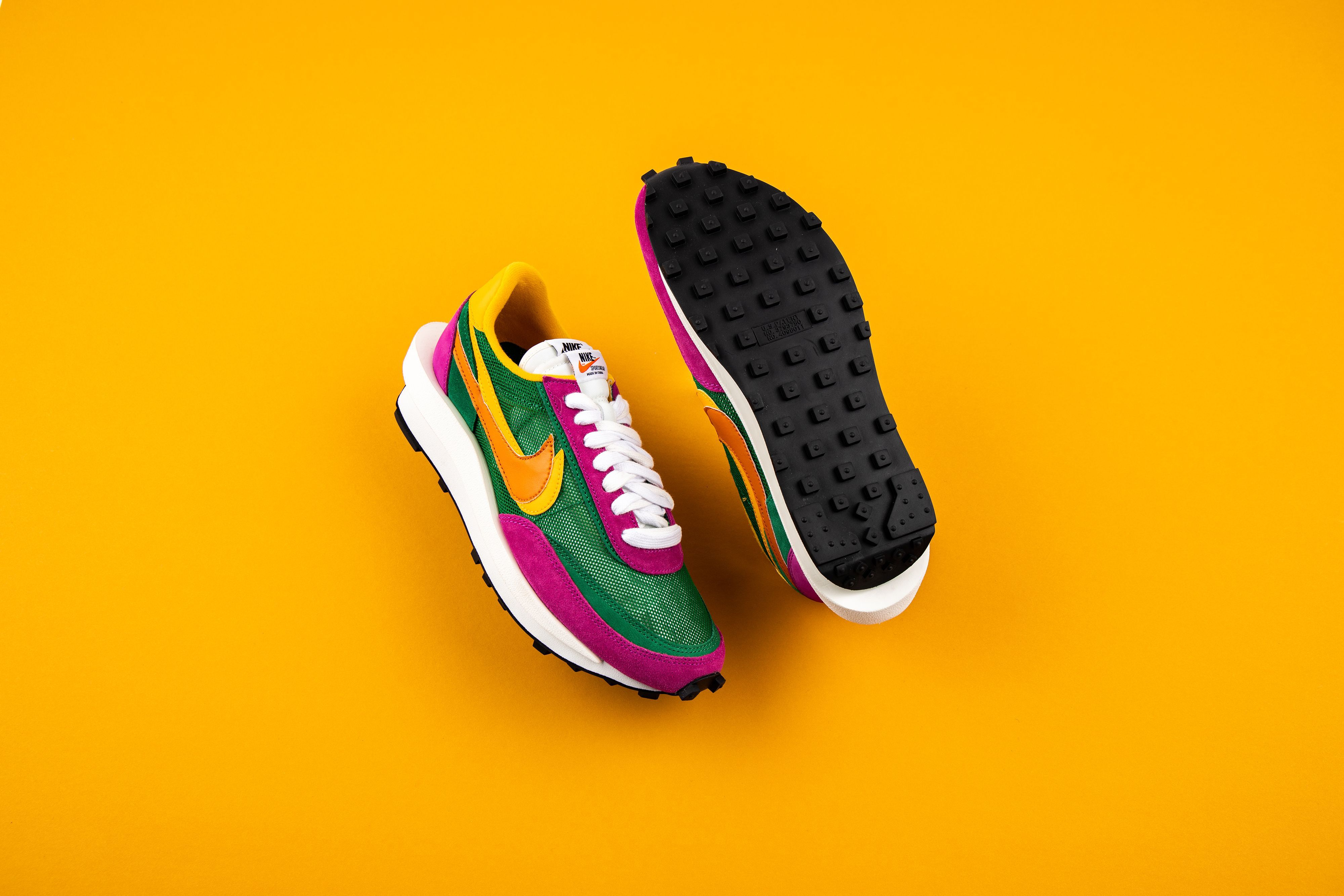 Nike Ldwaffle Sacai Pine Green Bv0073 301 2021 In 2021 Nike Nike Waffle Sacai