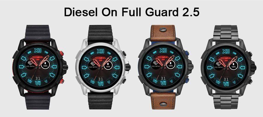 Diesel On Full Guard 2 5