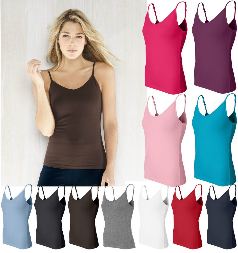Shelf bra workout tank tops SZ small- 2XL These are on for a good ...