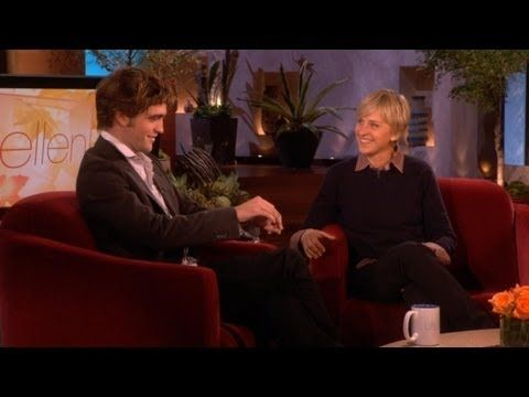 Memorable Moment: Robert Pattinson's 1st Appearance, Pt. 1