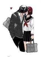 Kawai x Meguro from Akuma to Love Song