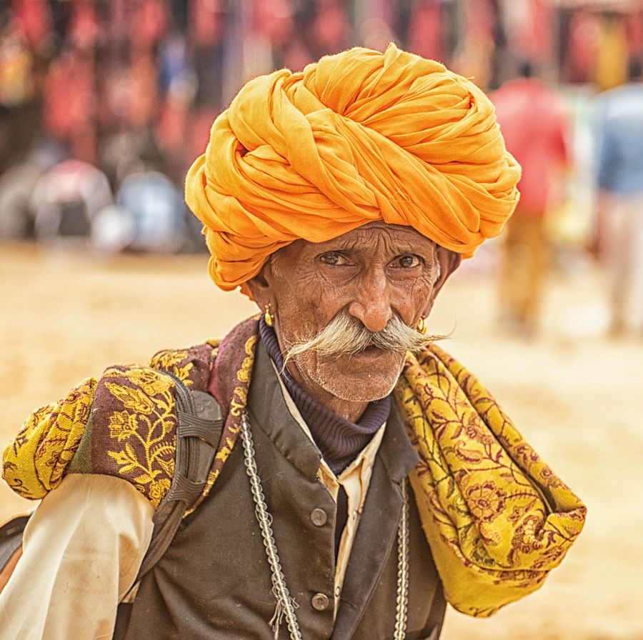The Gentleman from Pushkar by aavee77 - Photo 95153693 - 500px