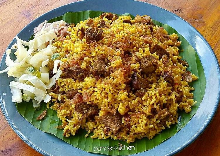 Resep Nasi Goreng Kambing Ala Kebon Sirih Oleh Xander S Kitchen Resep Resep Masakan Asia Resep Masakan Indonesia Resep Masakan
