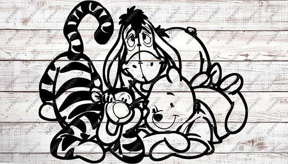 winnie pooh svg files