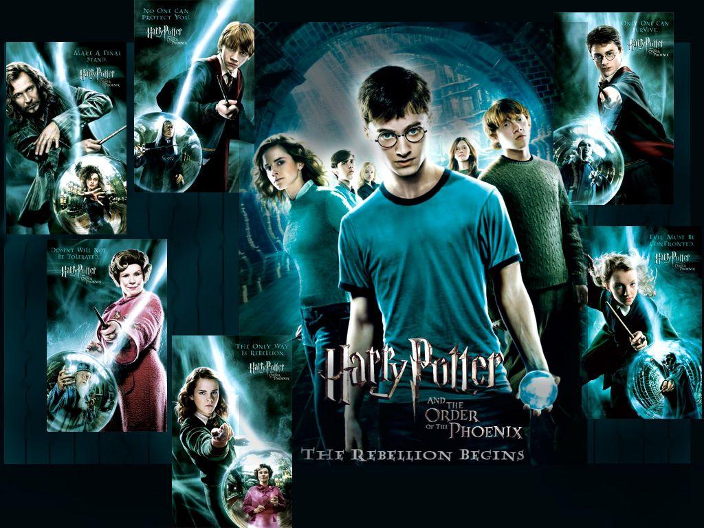Harry Potter Harry Potter The Order Of The Phoenix Wallpaper 24888433 Fanpop Fanclubs Harry Potter Images Harry Potter Order Harry Potter Wallpaper