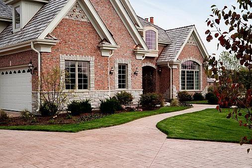 Beautiful Brick House