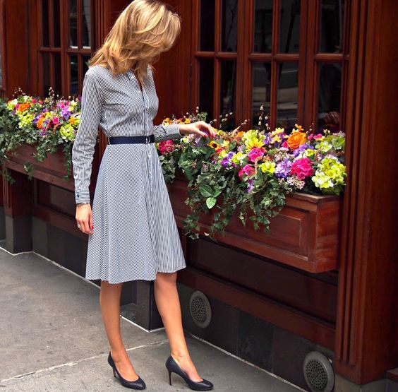 The Classy Cubicle: Addressing the Shirtdress. The Classy Cubicle: Suit Up. The…