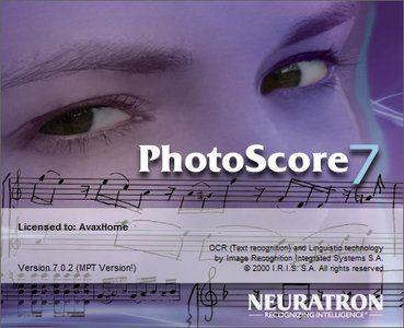Sibelius 7 Plus Photoscore Ultimate & Audioscore Ultimate Crack