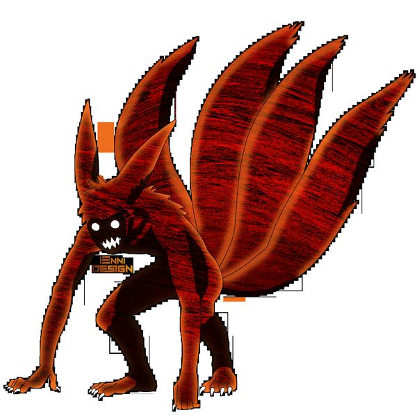 The Nine Tailed Beast Nine Tailed Fox Amee House Nine Tailed Fox Naruto Nine Tailed Fox Fox Art