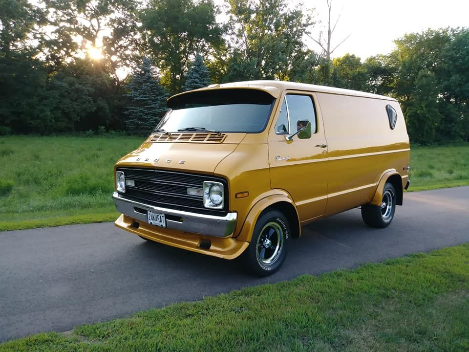 1 Vans 1971 1979 Only In 2020 Gmc Vans Custom Vans Dodge Van