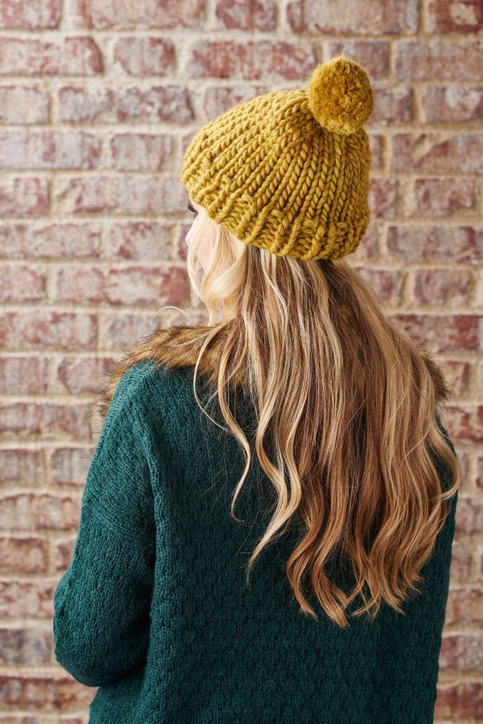 Speedy beanie - free knitting pattern @ Mollie Makes. Thanks so xox ...