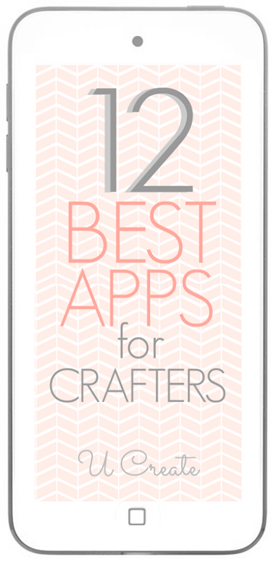 12 Best Apps For Crafters U Create School Crafts Craft Show