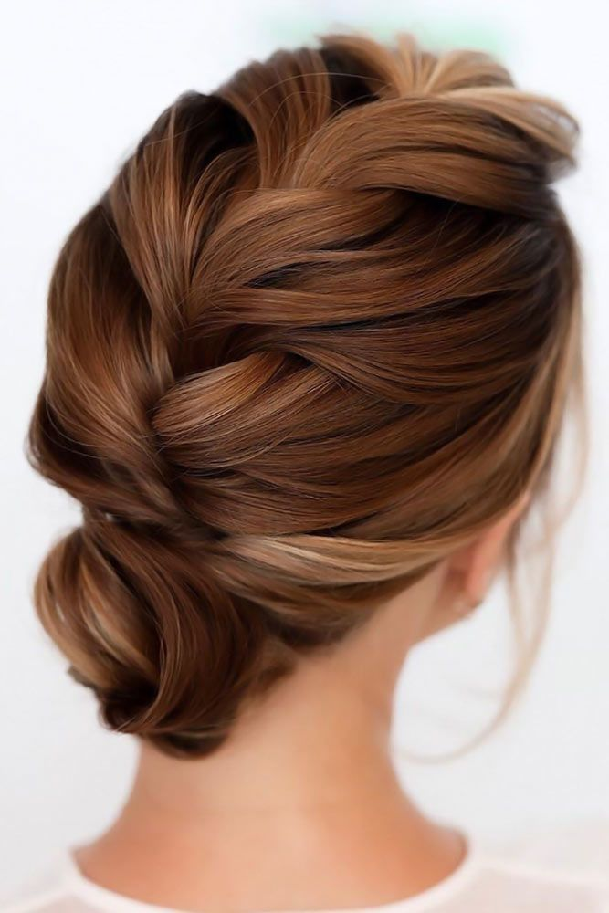 55 Fun And Easy Updos For Long Hair In