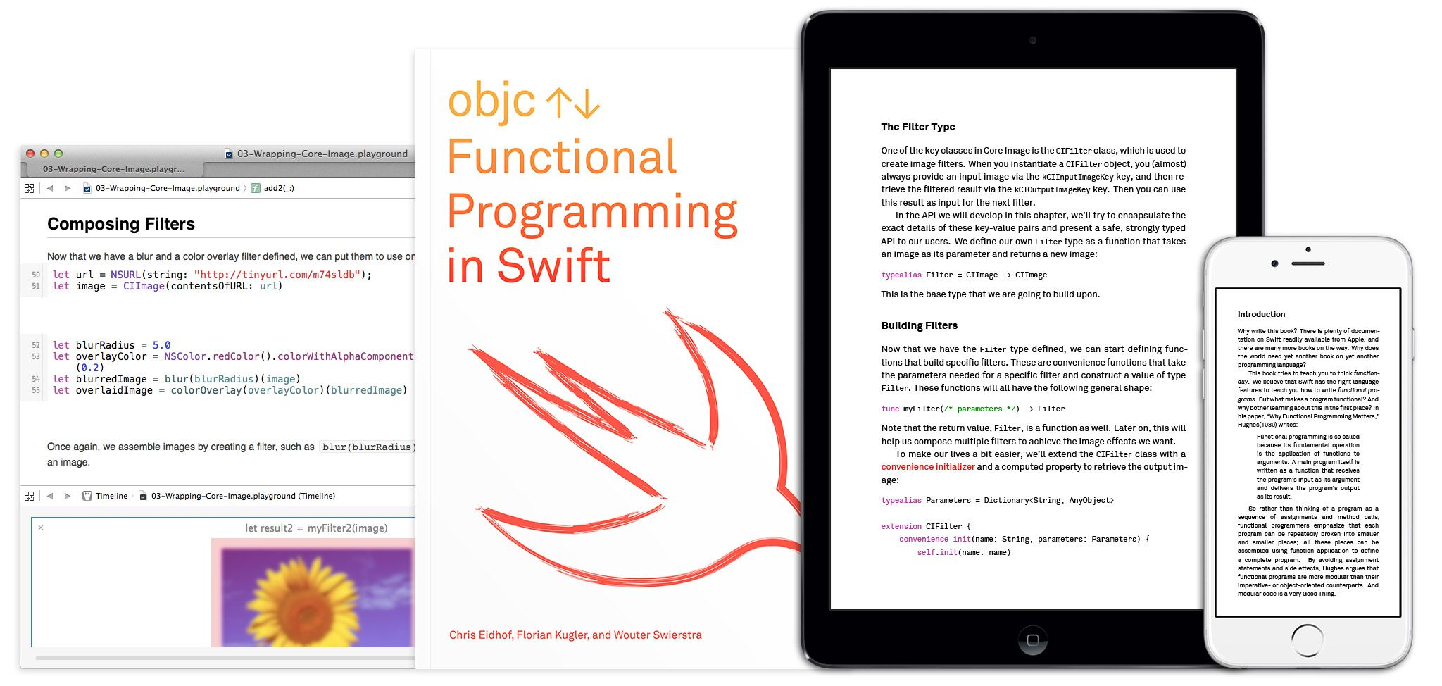 Functional Programming In Swift Objc Io Books Tech Books Books Book Publishing