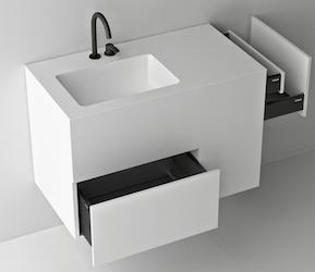 gain de place 30 meubles astucieux paris xv boffi. Black Bedroom Furniture Sets. Home Design Ideas