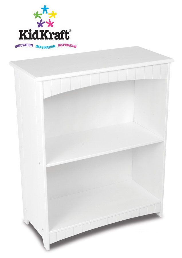 Nantucket Bookcase Kidkraft 86625 Bookcase Storing Books Deep Shelves