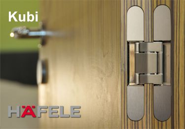 Hafele Kubi 7120 Kubi 7200 Heavy Duty 3d Adjustable Concealed Hinge Barn Door Hardware Barn Door Locks Barn Door