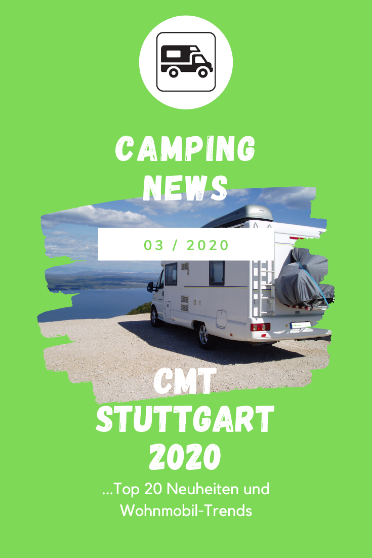 Camping News Wochenrückblick KW03/2020 Camping