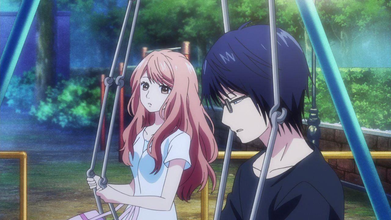 Pin de Sky blue VCB em 3D Kanojo Real Girl Animes