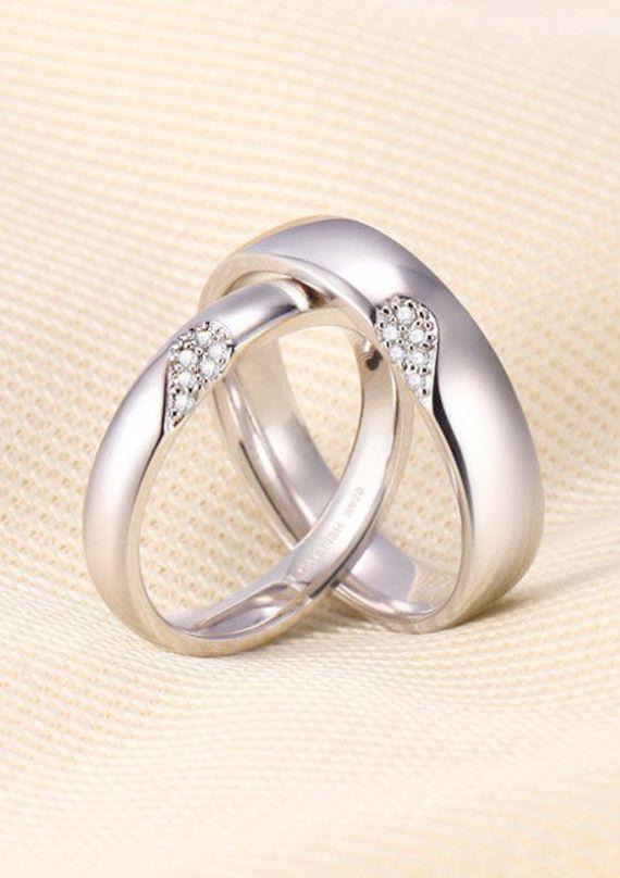 Pin Di Couple Rings