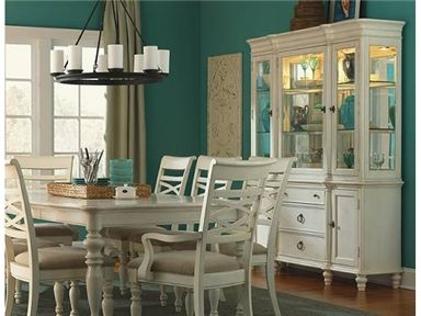 Shop For Legacy Classic Furniture Buffet With China Hutch And Other Dining Room Cabinets At Burke Inc In Lexington KY Cottage Style