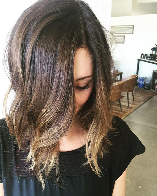 Its A Beautiful Day For Some Balayage What A Beauty This Girl Is