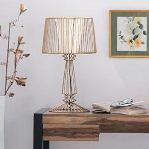 Buy Pannier Table Lamp At Urban Ladder.