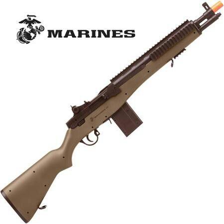 Marines ground support air soft gun