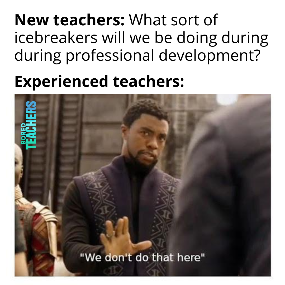 24 Memes That Sum Up What It S Like Going Back To School For Teachers Funny Memes Sarcastic Funny Photos Of People Funny Memes