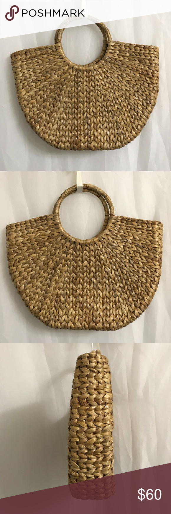 Putu By J Maclear Woven Straw Lydia Bag Putu By J Maclear Bag Made Of Straw Handwoven In Bali In The Lydia Style With Rattan Hand Bags Woven Clothes Design