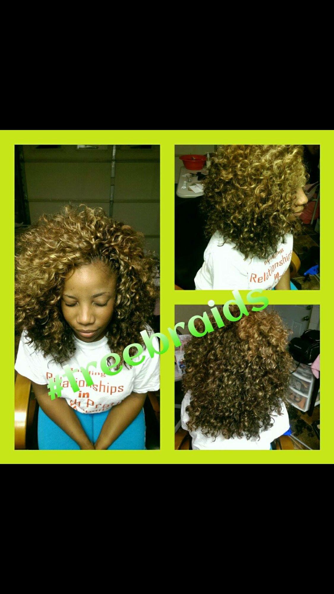 #bighair#dontcare#treebraids #protectivestyle#summerhair #dontwait#booknow www.glam-hair-studio.com