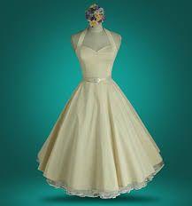 Vestido novia pin up comprar
